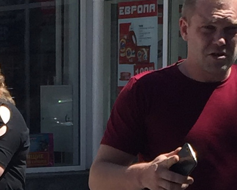 Воронежцы жалуются на «матерящееся быдло», чуть не сбившее маму с ребенком