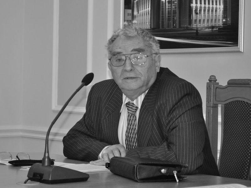 85 лет назад родился патриарх воронежской журналистики Лев Кройчик