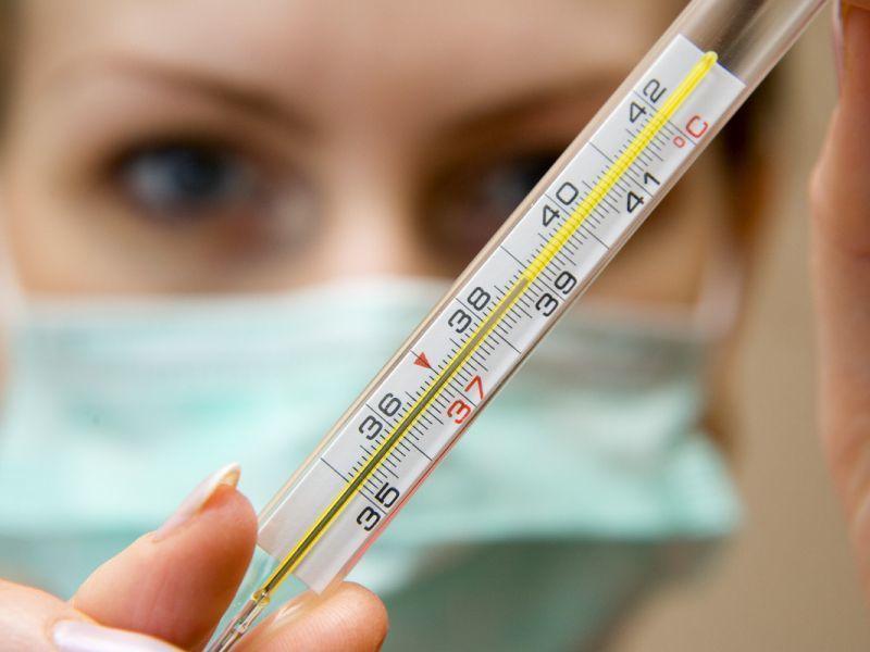Более 8 тыс воронежцев за неделю заболели гриппом и ОРВИ