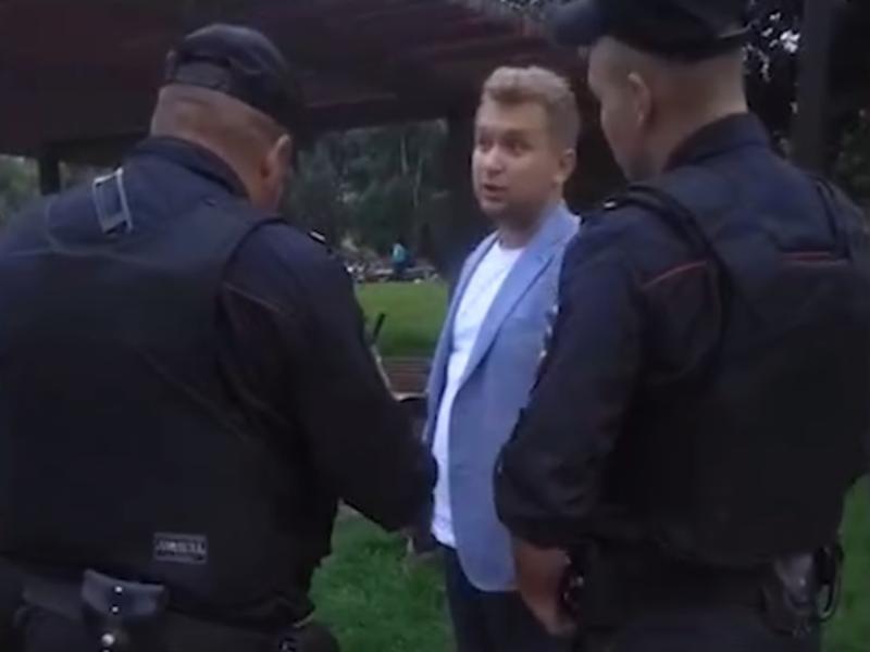 Толпа москвичей с криками «АУЕ» напала на воронежского депутата Госдумы