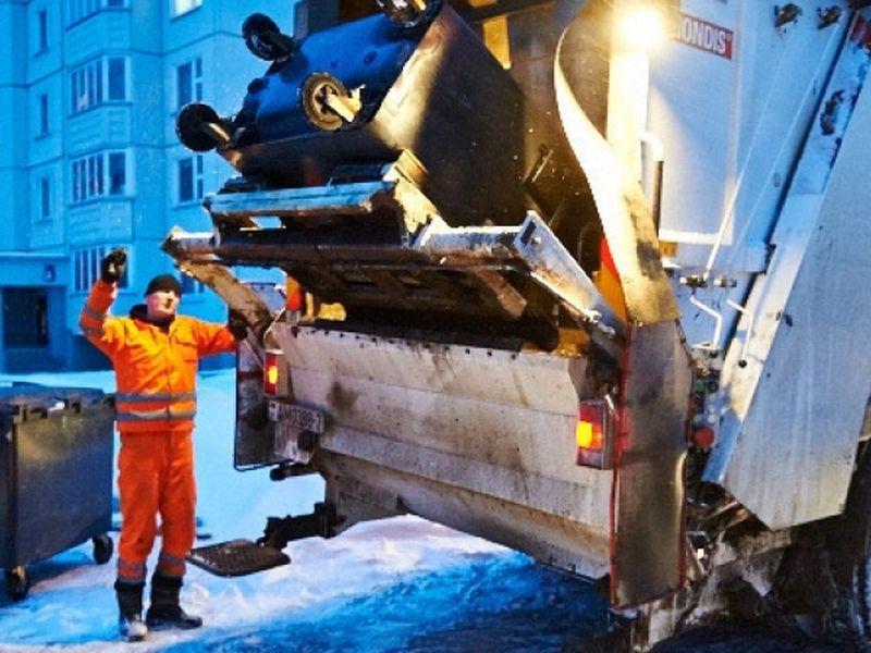 До какого числа можно оплатить вывоз мусора за январь в Воронеже