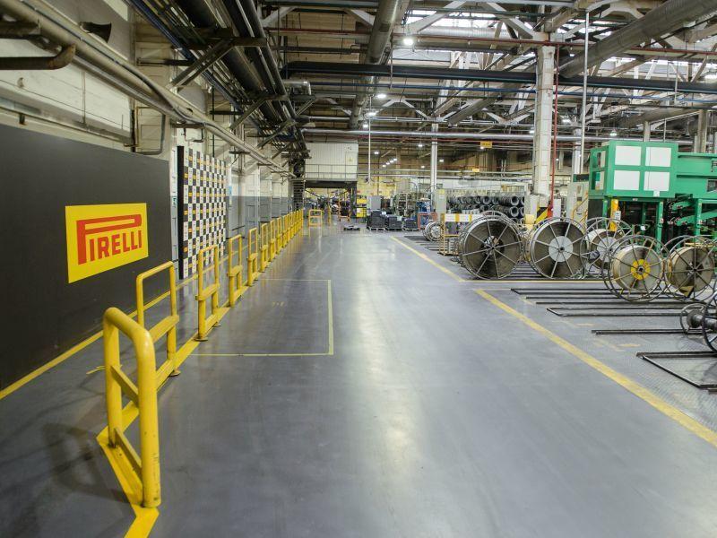 100 млн евро вложат в Воронежский шинный завод за три года