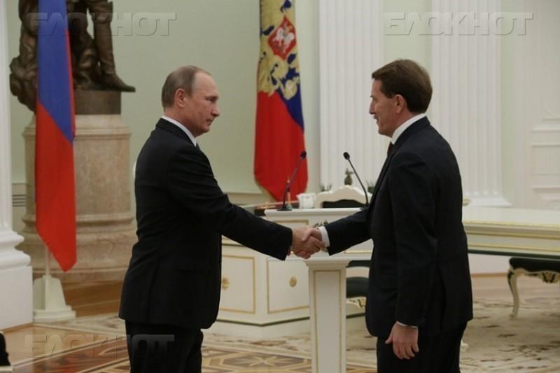 Владимир Путин посетит Липецкую область 13октября