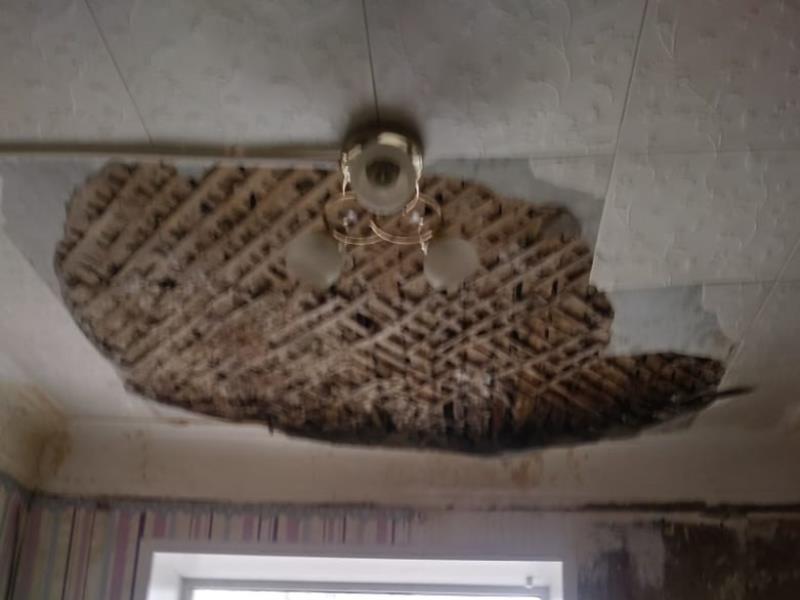 Воронежская УК назвала виновных в обрушении потолка в детской
