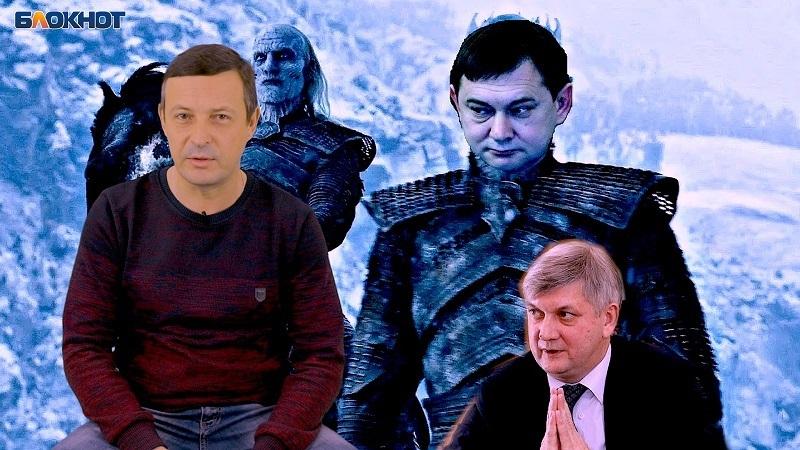Каким претендентом на воронежский престол является Владимир Нетёсов
