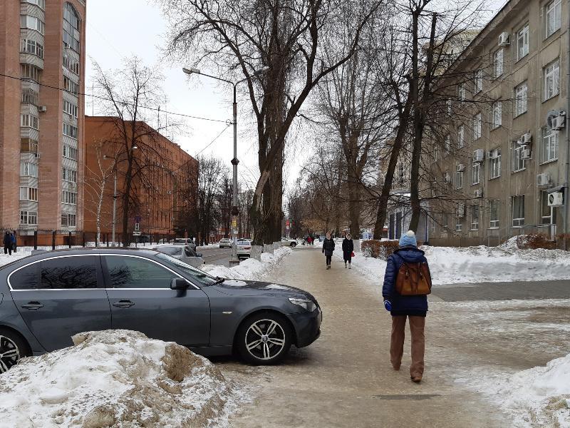 Нищие в душе воронежцы мешают жить пешеходам