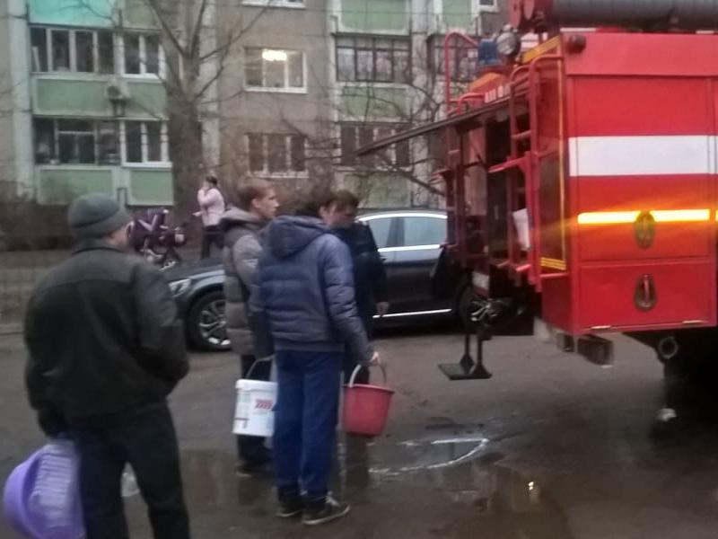 Прорванная в Воронеже труба была в идеальном состоянии