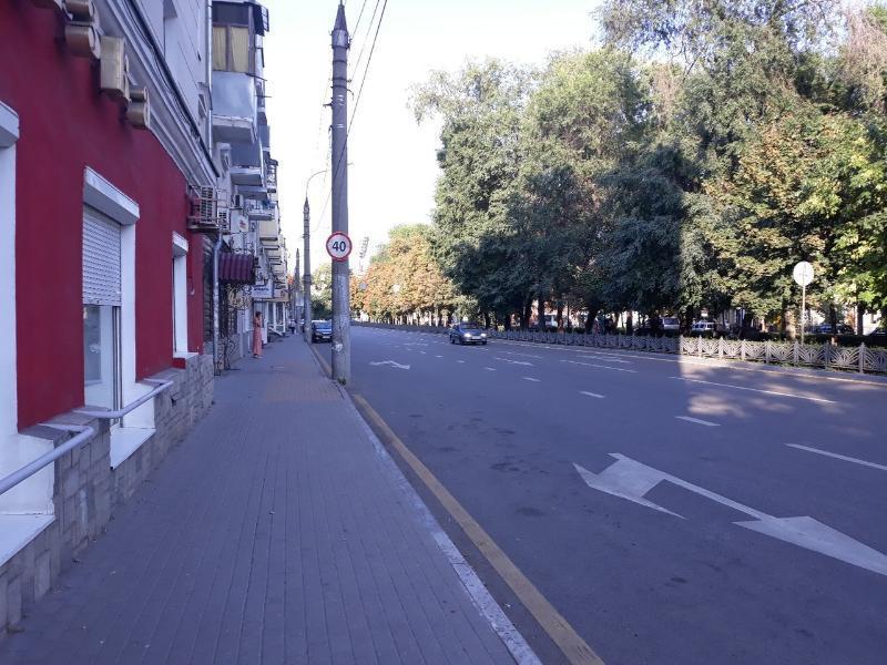 Самый бесполезный дорожный знак нашли на улице Воронежа