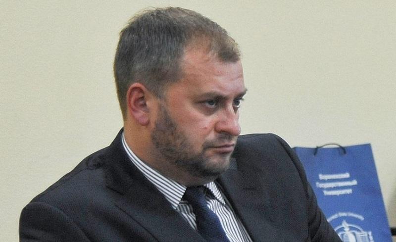 Высокопоставленный руководитель облправительства Илья Сахаров отмечает день рождения