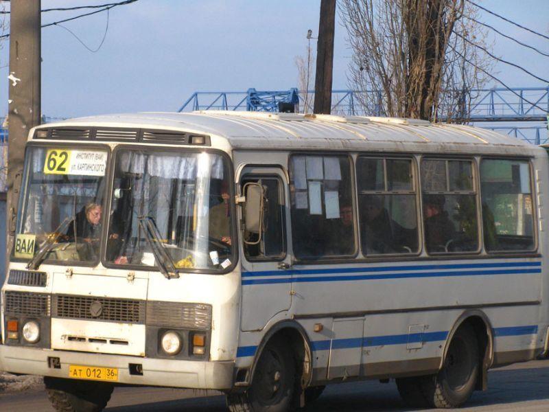 На фоне подорожания проезда Воронеж пополнят ПАЗиками