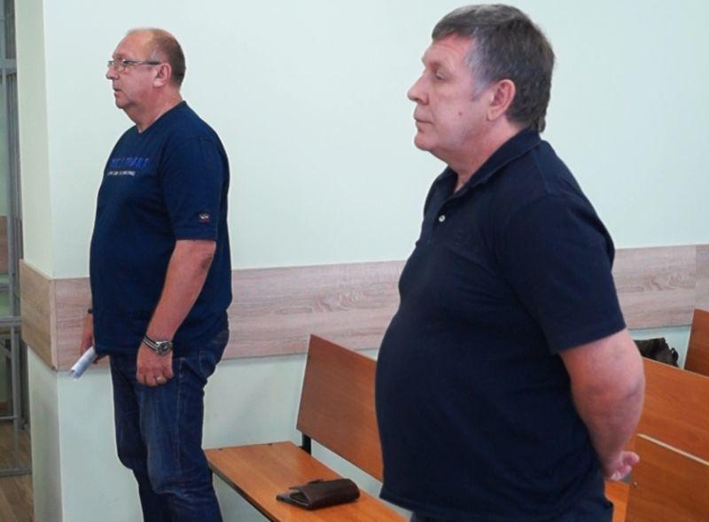 Ветеранов воронежского «Факела» обвинили в мошенничестве на 2,5 млн рублей