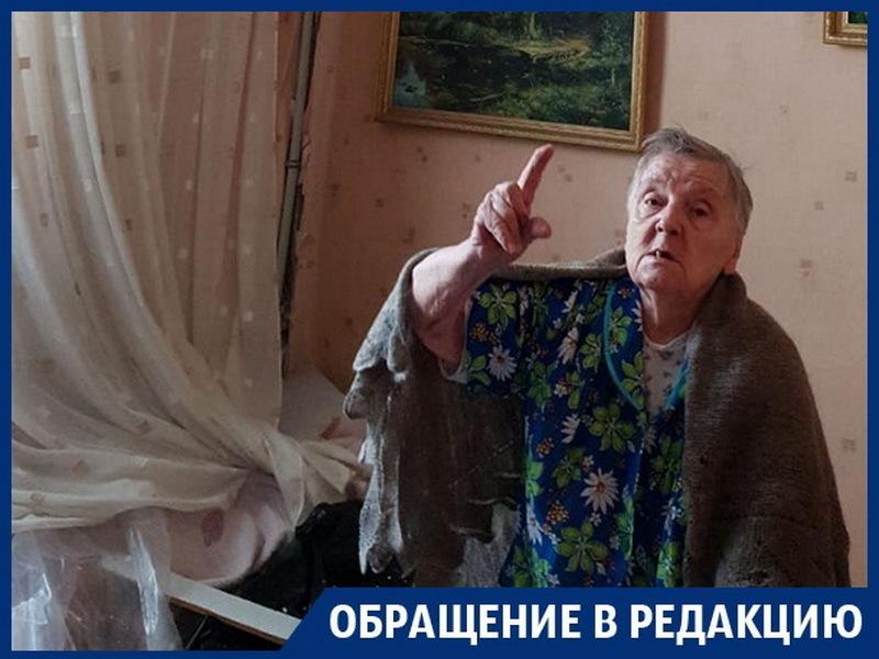 Дом в центре Воронежа довел ветерана до предынфарктного состояния