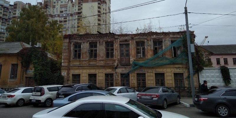 Воронежский девелопер Антон Евсеев купил дом агронома Вагнера за 10 млн