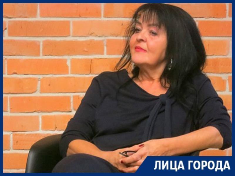 Мы выросли в городе без истории, - воронежский краевед Ольга Рудева
