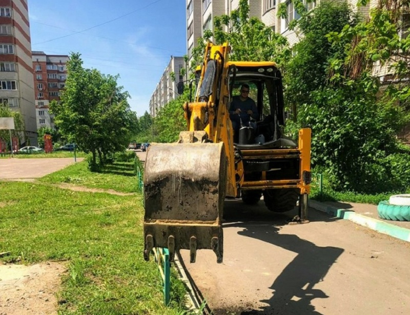 7 воронежских дворов отремонтируют за 32,8 млн рублей