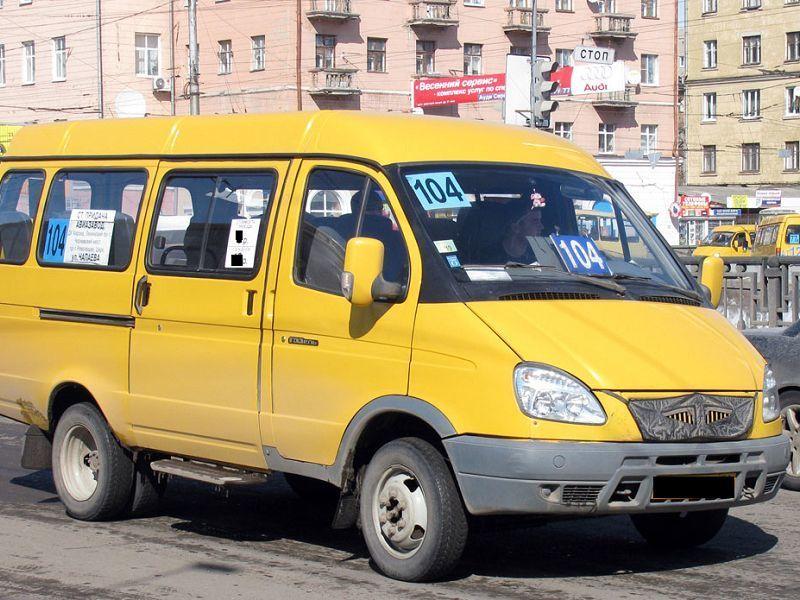 В Воронеже маршрутчик из 104-го автобуса был отстранен от работы за хамство