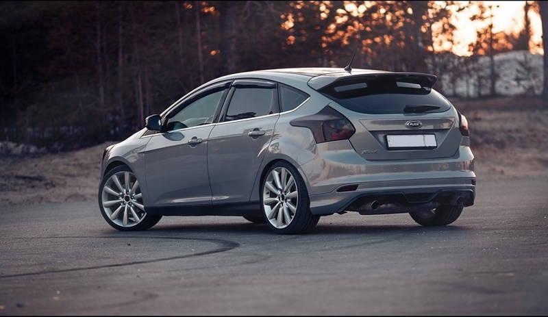 Форд Focus стал наиболее популярным мужским автомобилем навторичном рынке Российской Федерации