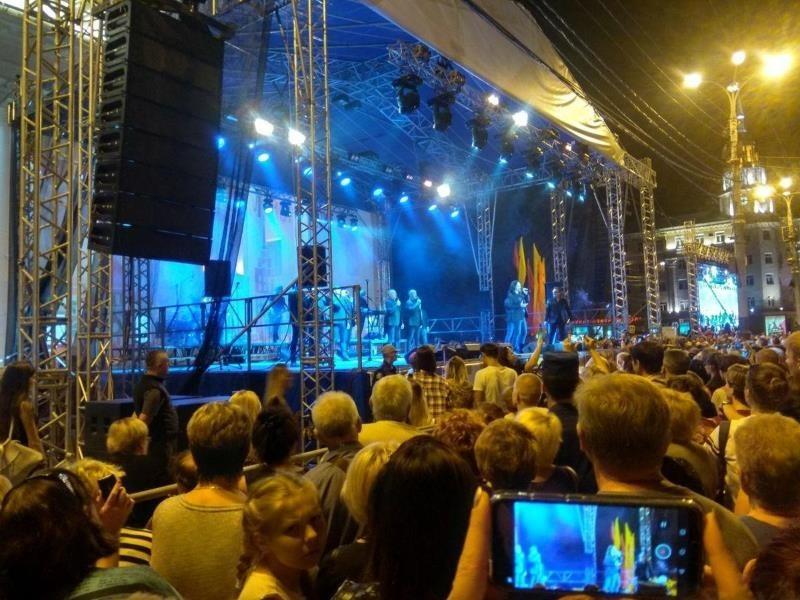 В топ-5 российских open air вошел День города в Воронеже
