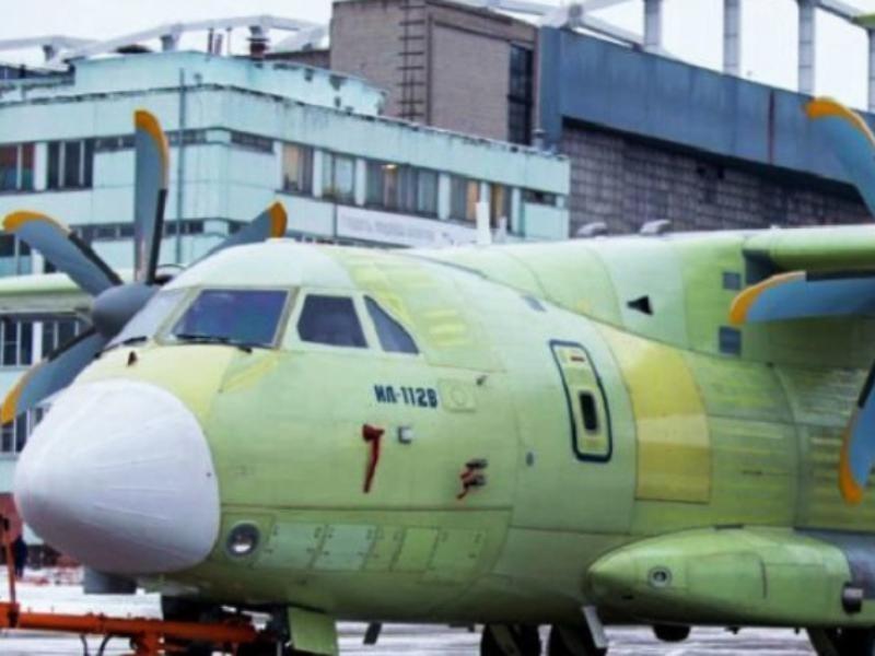 Назван срок второго полета ИЛ-112В, создаваемого в Воронеже