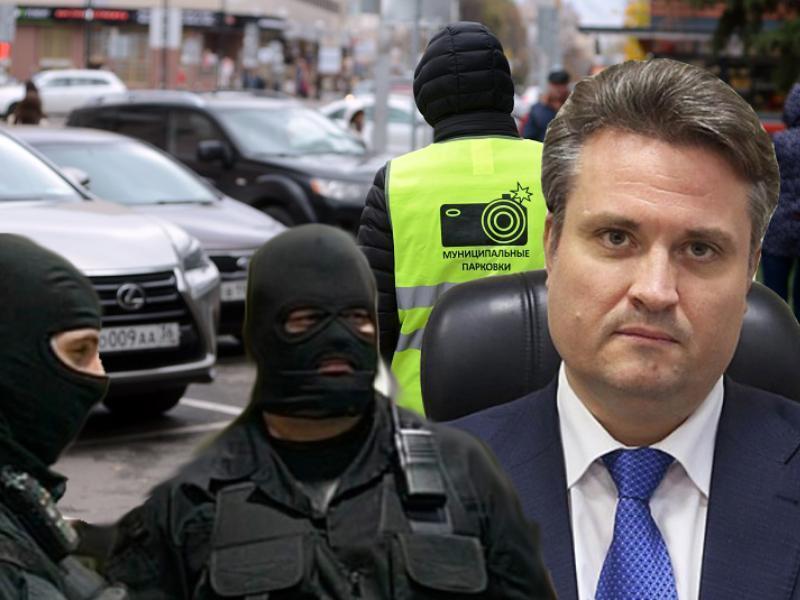 «Макин» сообщил об интересе силовиков к мэру Кстенину из-за платных парковок