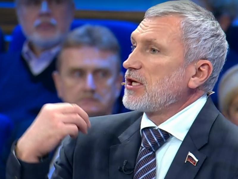 Климатическим оружием США объяснил пожары в Сибири воронежский депутат Госдумы