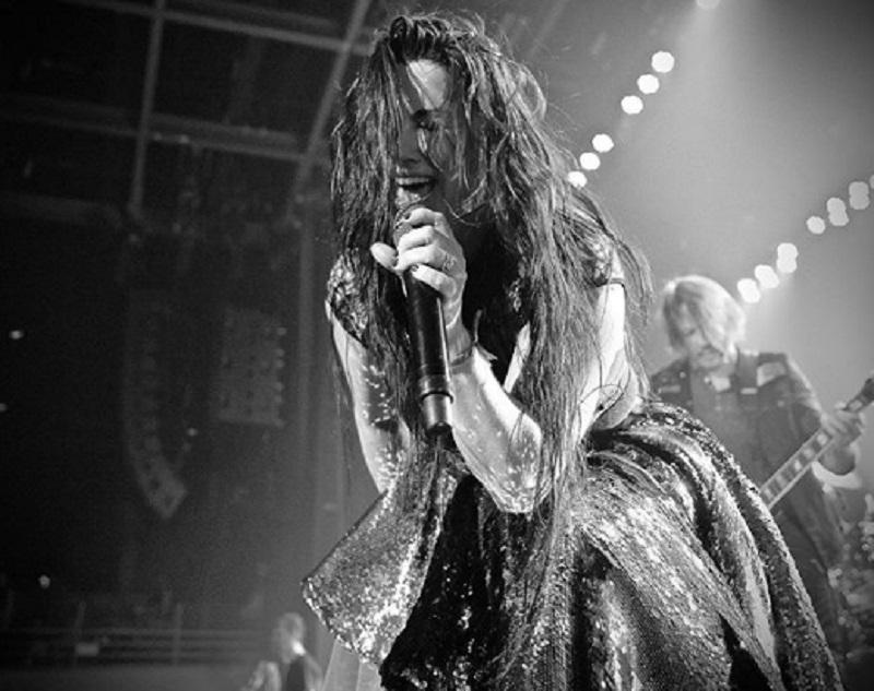 Несчастный случай сделал концерт Evanescence в Воронеже уникальным
