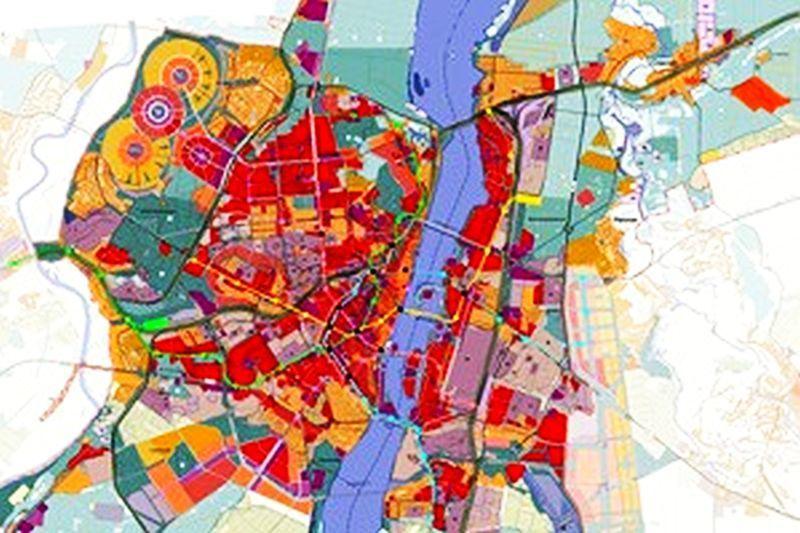 Генплан Воронежа до 2041 года подготовит специальная комиссия