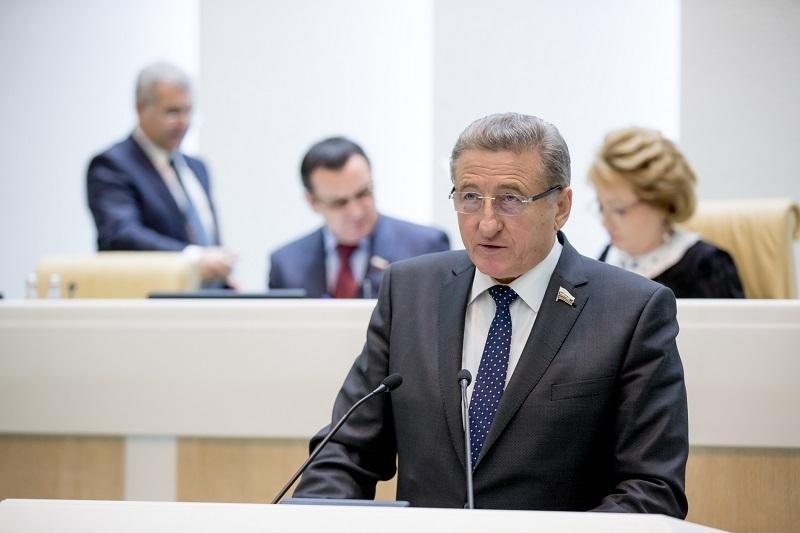 Воронежская область примет активное участие во всех принятых к реализации нацпроектах,  - сенатор Лукин