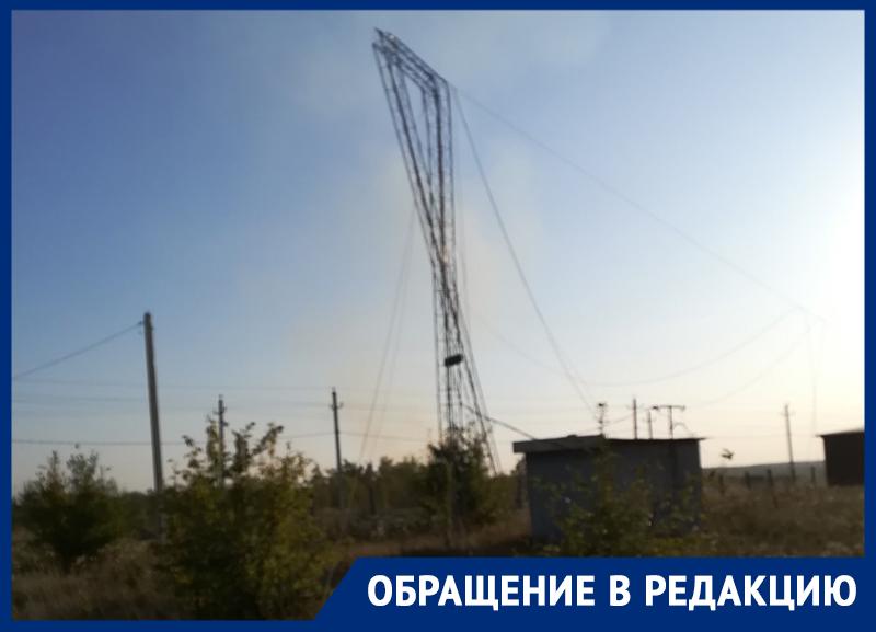 Трактор лишил жителей Воронежской области излюбленного радио