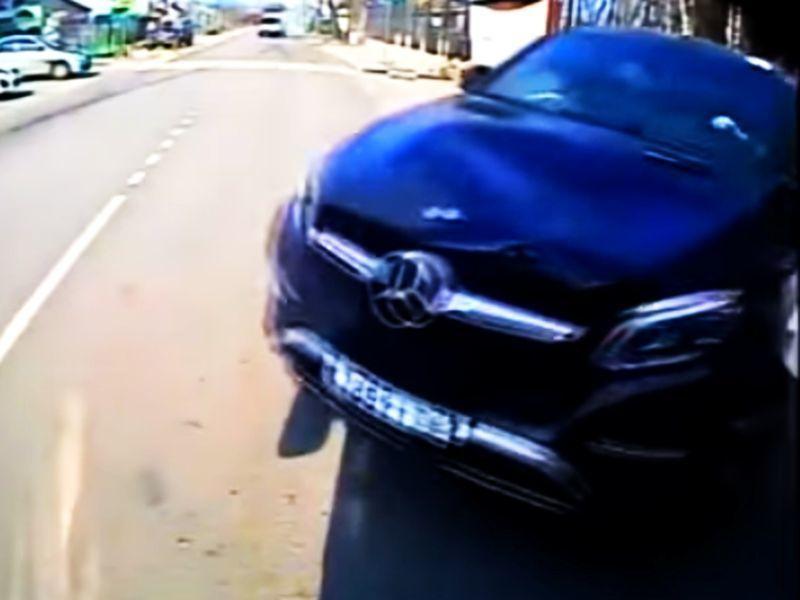 Полиция задержала мажора, намеренно сбившего курсанта в Воронеже