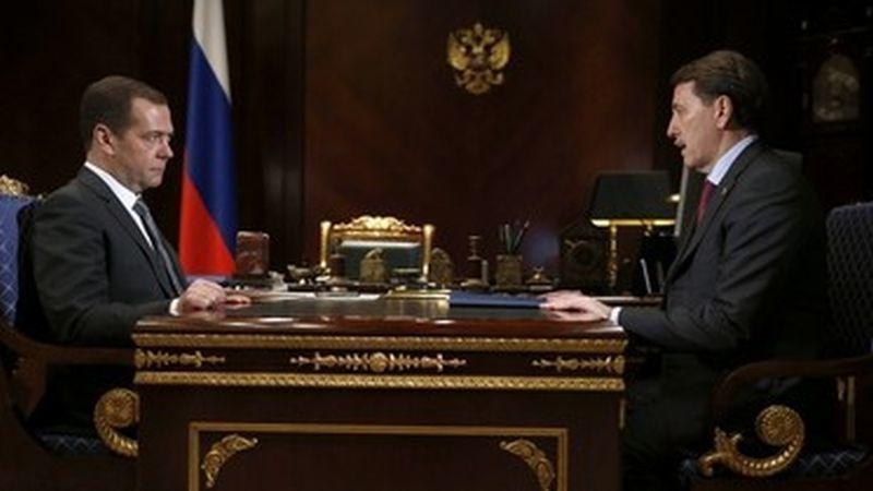 Водоснабжение должно стать одним изнаправлений развития села наближайшие годы— Медведев