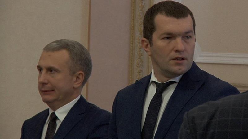 Воронежского вице-губернатора перестала слушаться десница