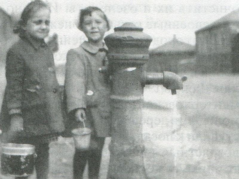76 лет назад в освобожденном Воронеже в рекордные сроки дали воду