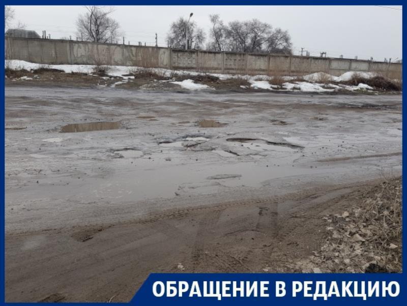 Приключения по хроническому бездорожью сняли от первого лица в Воронеже