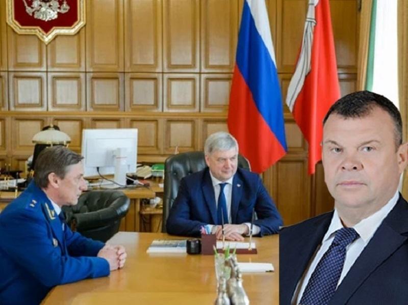 Отставка Ракова случилась после обращения прокурора Шишкина к губернатору Гусеву