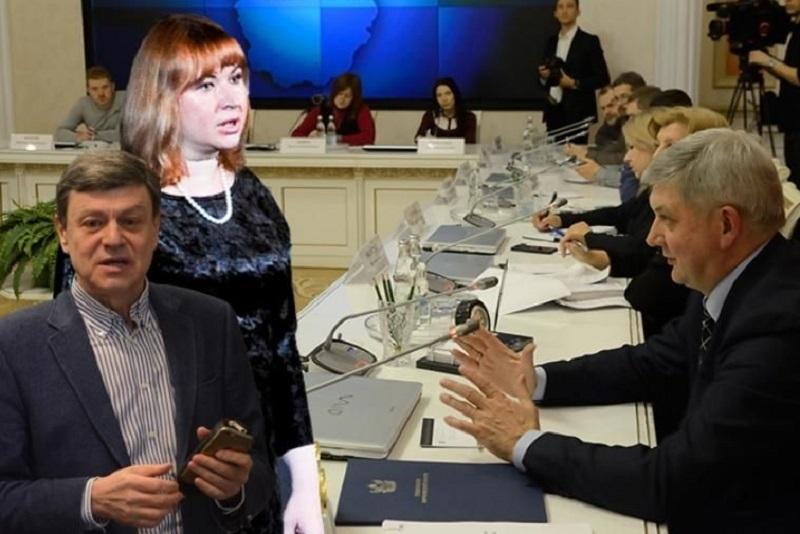 В воронежском правительстве провожают Сухачеву и порицают Бычкова