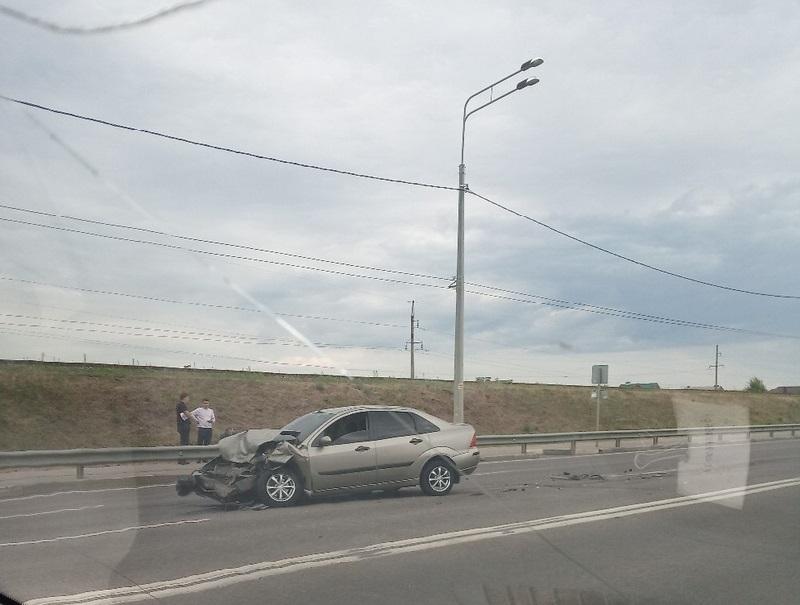 Опубликованы снимки страшного ДТП на окружной дороге в Воронеже