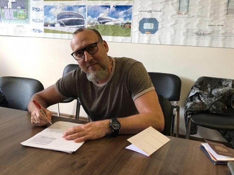 Воронежский «Буран» возглавил воспитанник московского ЦСКА