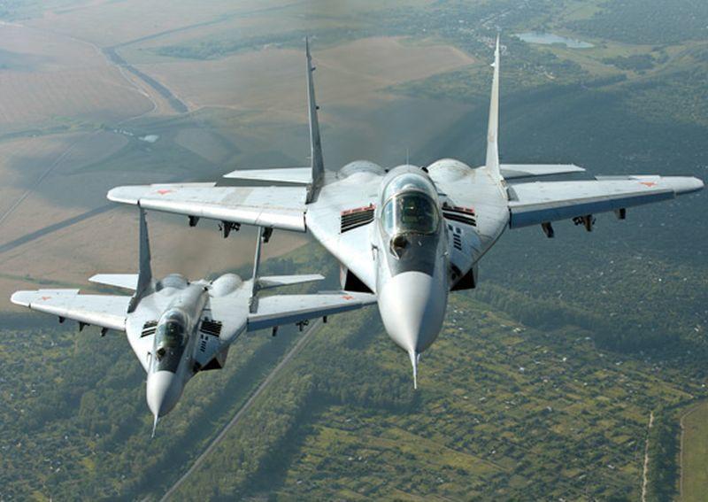 Воздушная дуэль с участием воронежских летчиков развернулась в небе Курской области