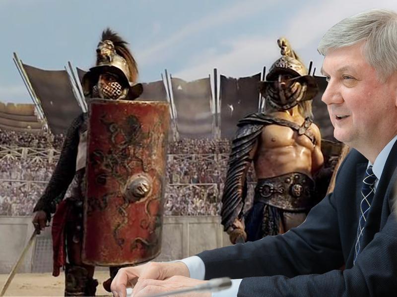 Железный брейк Александра Гусева в «стабильном» правительстве