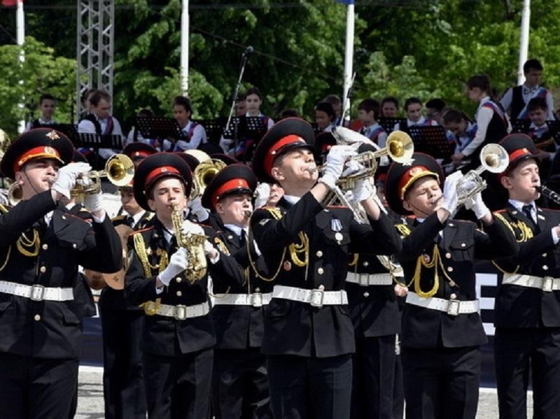 Воронежцы увидят захватывающее выступления духовых оркестров