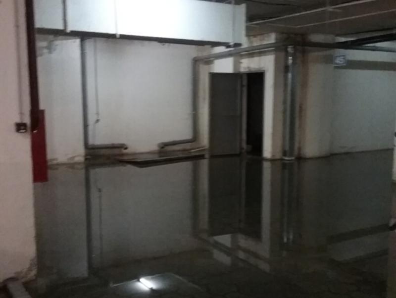 В потопе на Центральном рынке обвинили жителей Воронежа