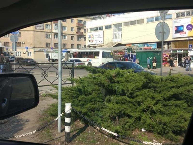 Маршрутчики бросили вызов чиновникам в Воронеже