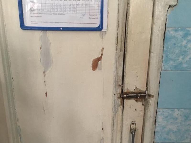 Ужасы женской консультации показали на фото в Воронеже