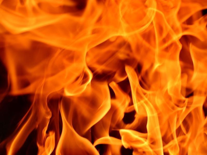Спасатели вынесли трехмесячного ребенка из горящего дома в Воронеже