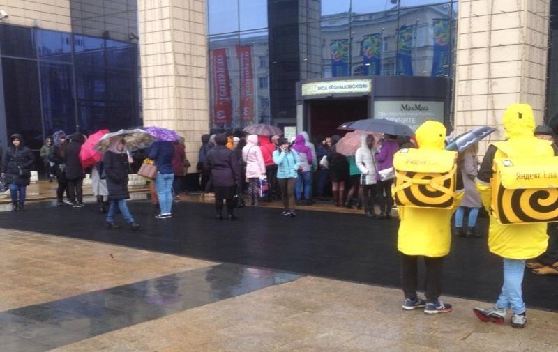 Подробности утреннего переполоха в центре Воронеже рассказали в ГЧ