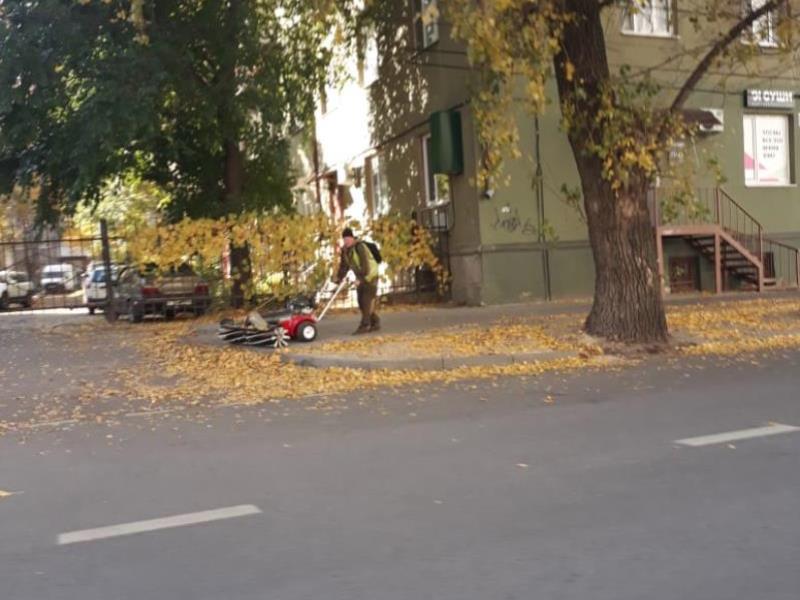 Чиновники напугали коммунальщиков снегом в Воронеже