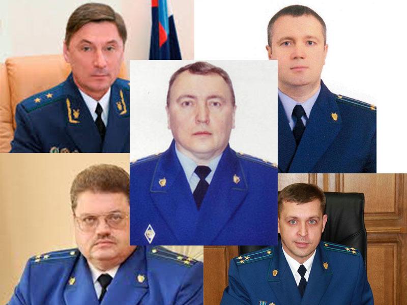 Топ-5 самых богатых прокуроров Воронежской области за 2018 год
