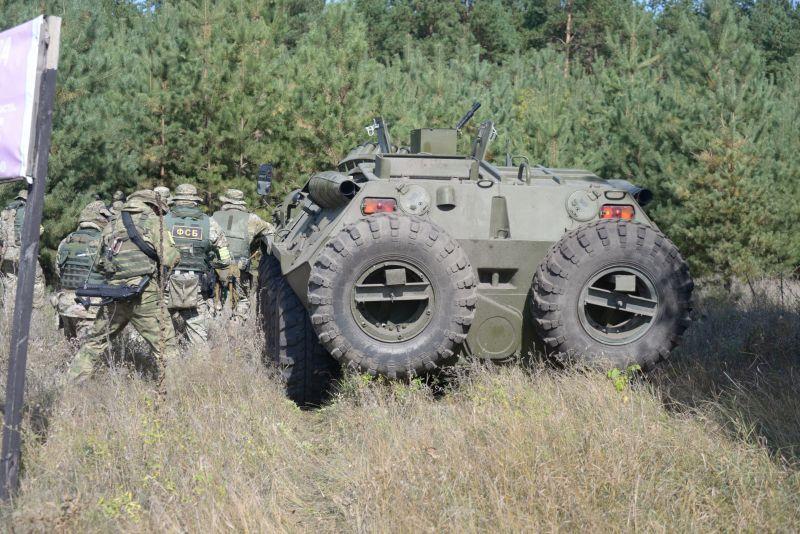 В воронежском УФСБ рассказали, как ловили «террористов» на хуторе