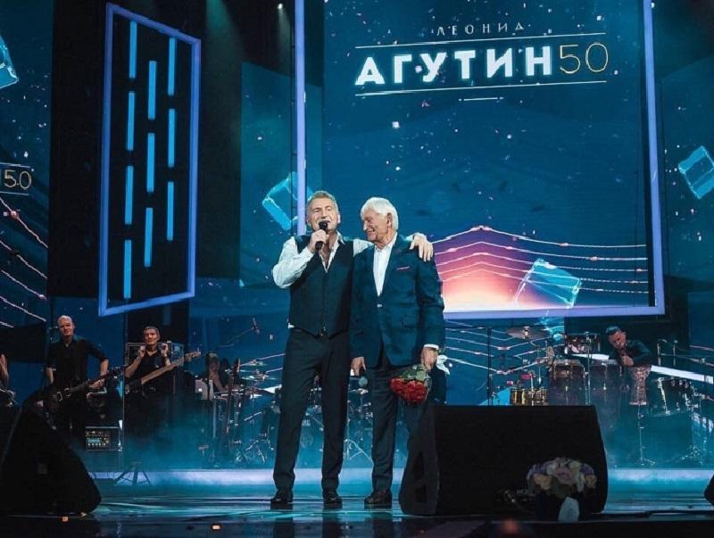 Леонид Агутин выступит в Воронеже вместе с отцом